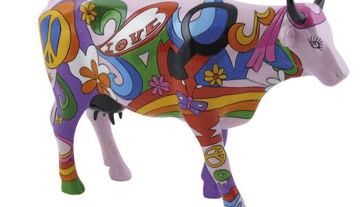 Роспись коров
