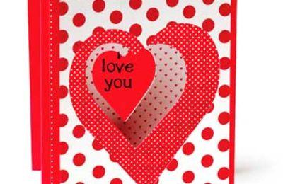 Мастер-класс по изготовлению авторских открыток на День Святого Валентина ( кардмейкинг )