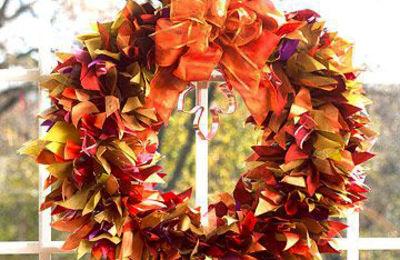 Венок Осенний