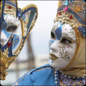 Декорирование Венецианских масок